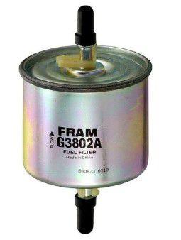 Filtro de Combustivel Fiesta / Ka / Escort ( Alguns ) - CFFG3802A