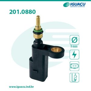 Sensor de Temperatura Fox / Gol / Savero / Up 14 / ... 1.0 12V - CIG880