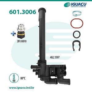 Combinado Arrefecimento Fox / Golf A4 1.0 / 1.6 Com Sensor Temperatura - CIG601300680