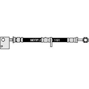Flexivel do Freio Dianteiro Esquerdo 555mm Honda Fit Todos ( com e sem Abs ) 04.09 - CNO4210