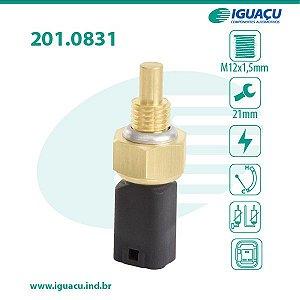 Sensor de Temperatura 206 1.0 16V Clio 1.0 / 1.2 / 1.4 - CIG831