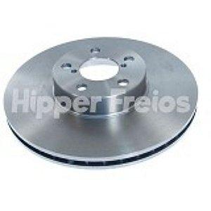 Disco Freio Ventilado Forester Todos 2002 > 2007 / Impreza Wrx 2002 > 2008 / Legacy 2.5I 16V Gt 4X4 2001 > 2004 / Outback ( -Turbo ) 2001 > 2008 - CHI655