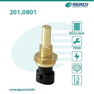 Sensor de Temperatura Meriva / Montana / Celta / Monza - CIG801