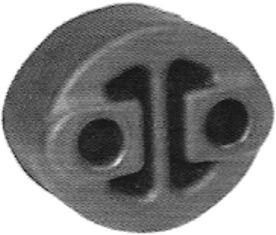 Coxim Intermediario Silencioso Corolla 02 / - CBB905
