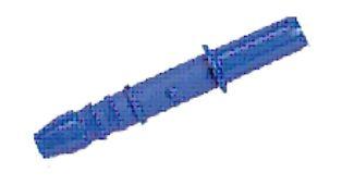 Conector 5/16 Azul Bico Longo - CCQ505