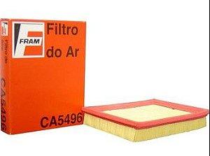 Filtro de Ar Seco Corsa 1.0 / 1.4 / 1.6 e Tigra - CFFCA5496