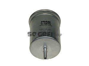Filtro de Combustivel Golf Gas. / Audi A3 / A4 - CFFG5870