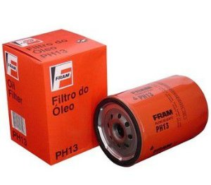 Filtro de Oleo Blindado Opala / Comodoro / Diplomata / Caravan 6CC - CFFPH13
