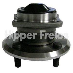 Cubo de Roda com Rolamento Corolla 2002 > / Fielder Todos ( - ABS ) - CHICT507C