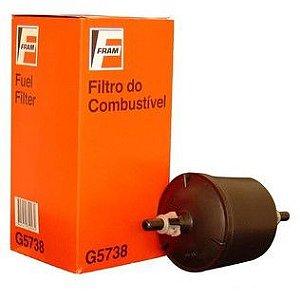 Filtro de Combustivel Gol / Parati / Saveiro Gas. Todos a Partir de 97 - CFFG5738