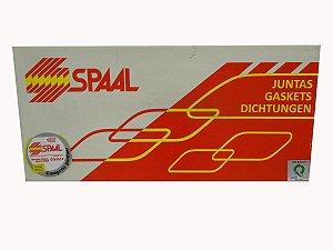 Retifica de Valvulas VW Ap 1.6 / 1.8 96 / 98 Alcool / Gasolina com Junta Tampa Valvula de Borracha Injetada - CSS46808CBRV