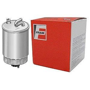 Filtro de Combustivel Diesel Blindado Blazer / S10 Ano 02 / 05 / Frontier / XTerra Ano 02 / 05 - CFFP10707
