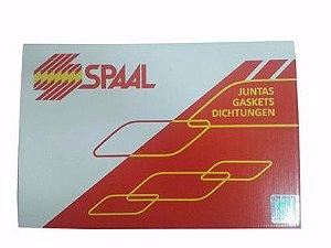Jogo de Juntas do Motor Peugeot 206 / 307 1.6 16V - Tu5Jp4 com Retentor e Junta do Cabecote Multilayer - CSS12507ORML