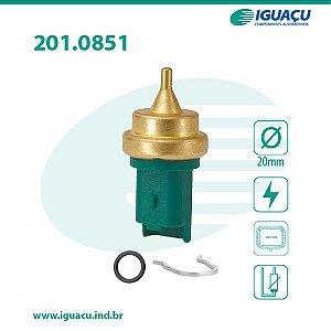 Sensor de Temperatura 307 1.4 / 206 1.6 / 207 1.6 16V 06 - CIG851
