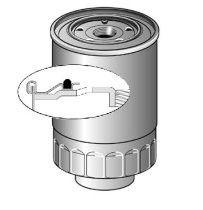 Filtro de Combustivel Diesel Blindado Nissan Pathfinder - CFFP5162
