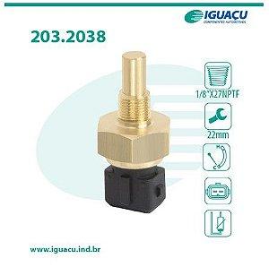 Sensor de Temperatura do Painel Courier / Fiesta / Escort / Focus - CIG2038