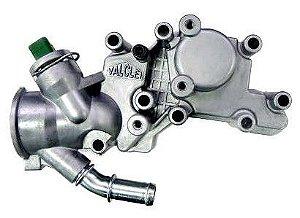 Flange Aluminio C2 / C3 / C3 Pluriel 1.0 / 1.4 05 / ... / 206 / 206 Sw / 207 / 207 Sw 1.0 / 1.4 Todos Tu3Jp - CVC615AL