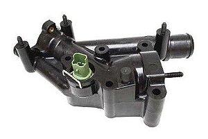 Flange Plastico C4 / C5 / 307 2.0 16V Gasolina / Flex 07 / - CVC615A