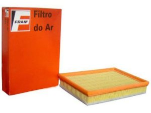 Filtro de Ar Seco Uno / Premio / Elba / Fiorino / Mille Apos 92 / Uno Turbo - CFFCA5325