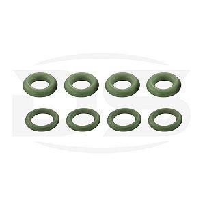 Kit para Bico Injetor Multi Point Celta 1.0 4C 8V 09 > / Celta 1.4 4C 8V 09 > / Corsa 1.0 4C 8V 09 > / Corsa 1.4 4C 8V 09 > - CDA1232