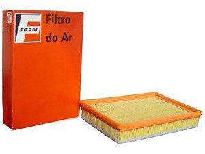 Filtro de Ar Seco Livina / Grand Livina 1.8 16V Flex 09 / ... / Tiida 1.8 16V / 1.8 16V Flex 09 / ... - CFFCA10234