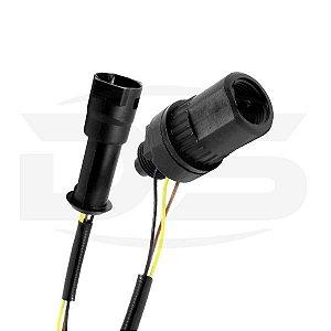Sensor de Velocidade Kadett 2.0 4C 8V 89 > 98 GSi / Opala 4.1 6CC 12V 91 > 92 - CDA2511