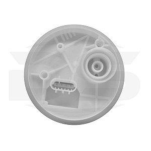 Flange do Modulo de Combustivel Celta 1.4 4C 8V 07 > / Celta 1.0 4C 8V 07 > 14 / Corsa 1.4 4C 8V 09 > 12 / Agile 1.4 4C 8V 09 > 14 - CDA2416