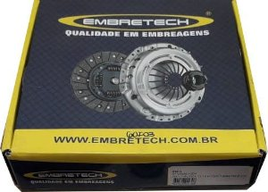 Kit Embreagem Escort Zetec 1.8 16V 97 / .. Diametro 210 Estrias 17 - CEB1310