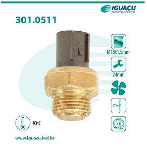 Termo Interruptor do Radiador ( Cebolao ) Accord / Civic / Crv / Fit - CIG511