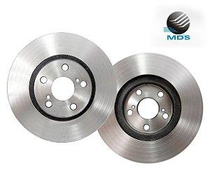 Disco de Freio Espero 1.8I / 2.0I / Lanos 1.5I / 1.6 / Nexia 1.5 / Astra 1.8 / 2.0 / Calibra 2.0 / Vectra 1.6 / 1.8I / 2.0 - CDSD48