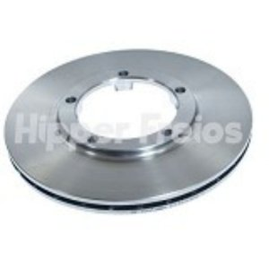 Disco de Freio Ventilado H100 Porter ( Light Comercial ) Todos 1998 > - CHI100A