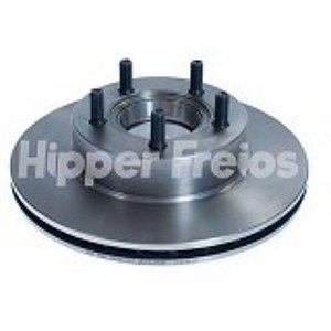 Disco de Freio Ventilado Ranger 4X4 ( + - ABS ) 1998 > 2011 / Explorer 4X4 ( + - ABS ) 1995 > - CHI16E