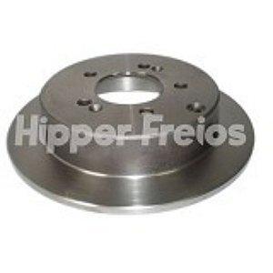 Disco de Freio Solido Azera 3.3 2007 > 2011 [Kia Motors Opirus 3.8 2007 > - CHI325F