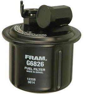 Filtro de Combustivel Accord 2.0 inj. ( 09-89 / 93 ) Civic 1.6 SRi VTEC inj. 16V ( 95 / ... ) CRX 1.6 inj. ESi 16V ( 91 / 95 ) - CFFG6826