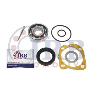 Kit Rolamento Roda Traseira Brasilia 1600 8V / Fusca 1300 / 1500 67 / ... / 1600 74 / ... / Variant 1600 / Variant 1 69 / 77 - CIB500