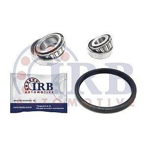 Kit Rolamento Roda Dianteira S10 2.2 MPFI 95 / 01 - 4.3 MPFI 96 / ... - 2.4 MPFI 02 / ... Silverado 4.1 MPFI 97 / 99 - 4.2 Todos 97 / 02 - CIB27
