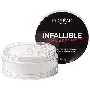 Pó Translúcido L'Oréal Paris Infallible