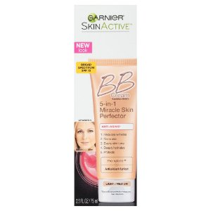 BB Cream anti-idade Garnier Skin Care Light/Medium