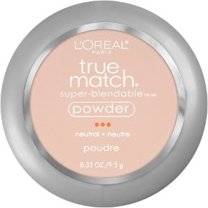 Pó Compacto True Match L'Oréal Tons Neutros