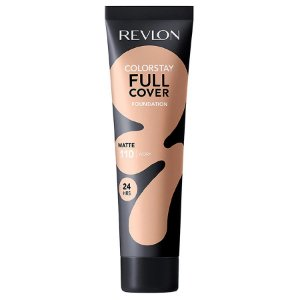 Base Líquida Revlon Colorstay Full Cover Matte Tons Claros
