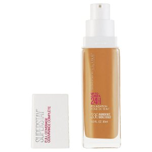 Base Líquida Maybelline SuperStay Full Coverage Tons Escuros