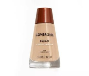 Base Líquida COVERGIRL Clean Makeup