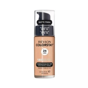 Base pele mista e oleosa Revlon ColorStay Makeup