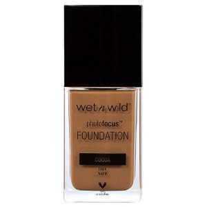 Base Líquida Wet n Wild Photo Focus Matte Tons Escuros