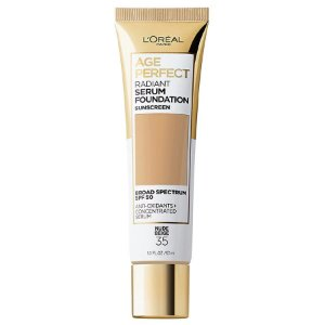 Base L'Oreal Paris Age Perfect Pele Sensível SPF 50
