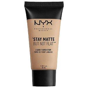 Base Matte NYX Professional MakeupStay