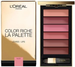 Paleta de Batom Color Riche Nude L'Oreal Paris