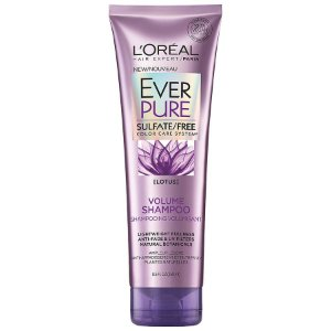 Shampoo Vegano L'Oreal EverPure Cabelos volumosos