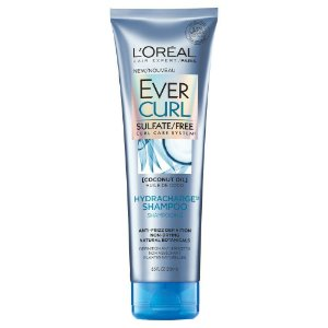 Shampoo Vegano L'Oreal Paris EverCurl Anti-Frizz