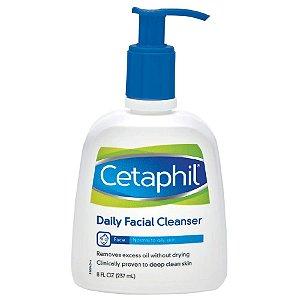 Limpador Facial Diário Cetaphil 237ml